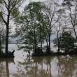 Podkarpacie dramatyczna sytuacja powodziowa w gminie Gorzyce
