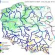 Sytuacja  hydrologiczna 10.01.2011