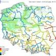 Ocena aktualnej sytuacji hydrologicznej w dniu 10.04.2013 r.
